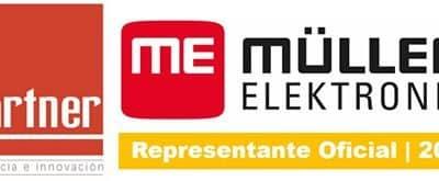 Müller ELEKTRONIK se une a Partner S.A desde 2016