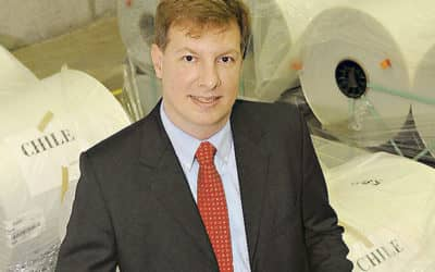 Partner representante de Scholle IPN, la empresa líder del bag-in-box abre sus puertas en Chile