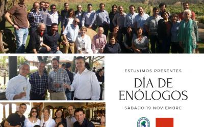 Día del enólogo | Partner celebra junto a la asociación de enólogos de Chile