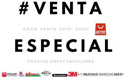 COMENZÓ LA VENTA ESPECIAL 2019