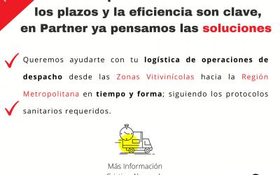 #Quedateencasa, Partner te ayuda