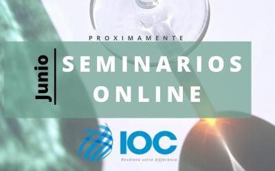 Ciclo de Seminarios Internacionales Online