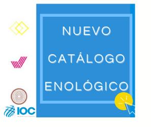 Nuevo catálogo enológico 2021
