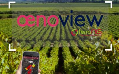 Oenoview® Nueva Tecnología de precisión para viñedos y agricultura en Chile