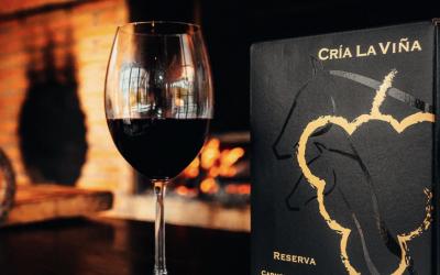 Bag in box Inn Wines junto a Cría la Viña